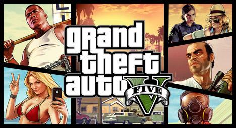 GTA5 cartoon images