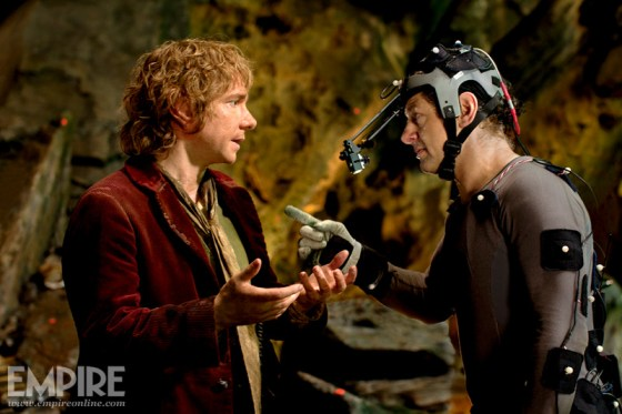 bilbo and andy serkis empire magazine