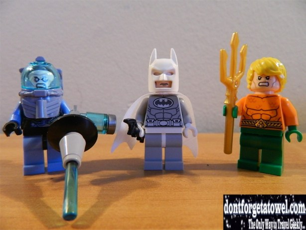 LEGO Batman Aquaman on Ice 04
