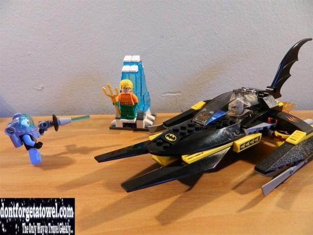 LEGO Batman Aquaman on Ice 10