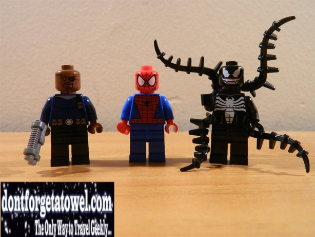 LEGO Spider-Man Spider-Cycle Chase 06