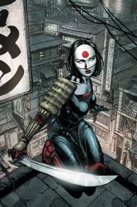 katana new 52 DC Comics 1