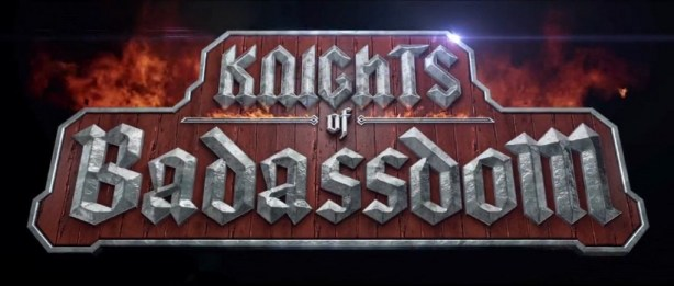 knights of badassdom big poster