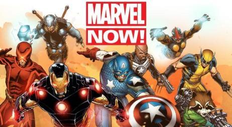 marvel now banner