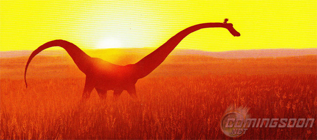 pixar the good dinosaur