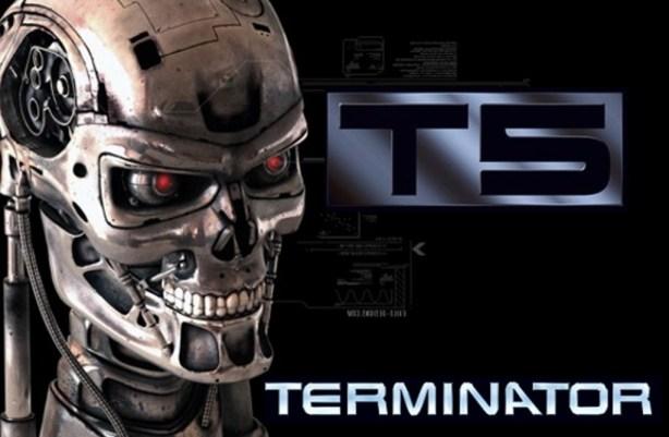 terminator 5 slider