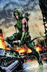 green arrow 17 cover
