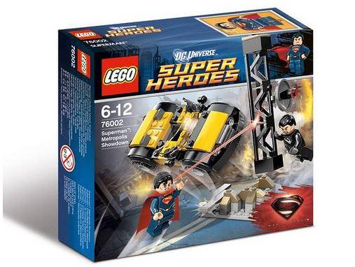 man of steel LEGO 1