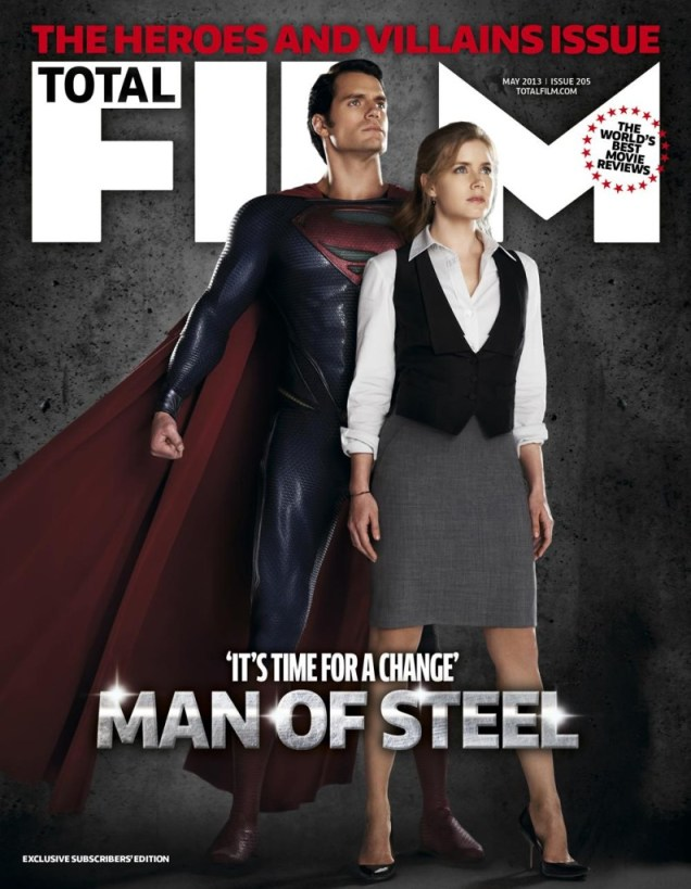 Man of Steel Total Film 1