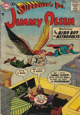 Superman's Pal Jimmy Olsen #26