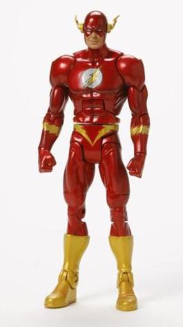 Wally West Flash MattyCollector