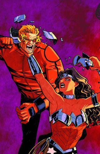 Wonder Woman 19 cover