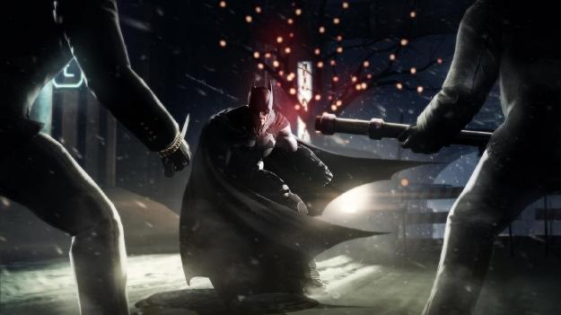 Batman Origins 5