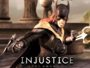 DC Injustice Batgirl DLC