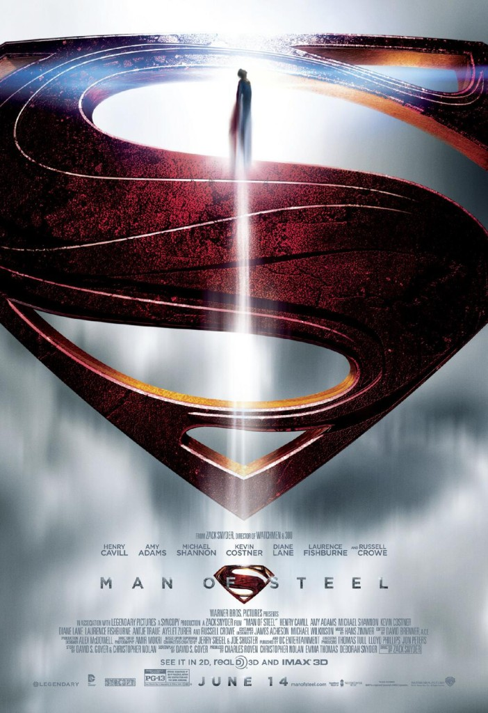Man of Steel Poster New