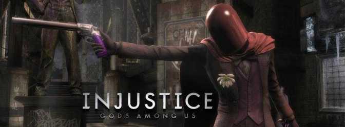 The Killing Joke Joker Injustice 3
