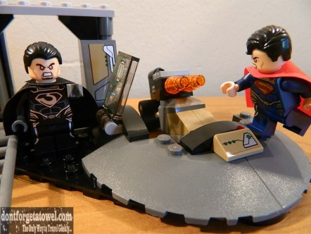 Lego Man of Steel 11