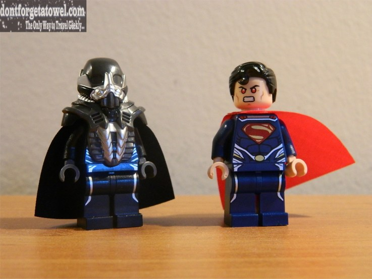 Lego Man of Steel 4