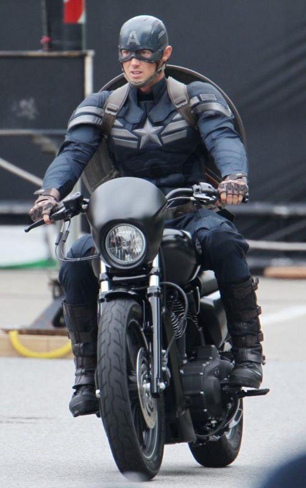 captain america new suit winter soldeir