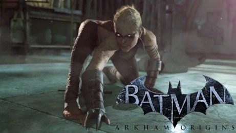 Batman Arkham Origins Copperhead