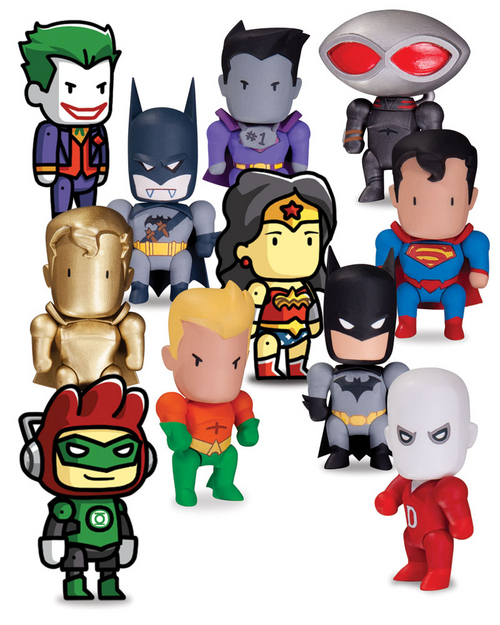 DC Collectibles Scibblenauts