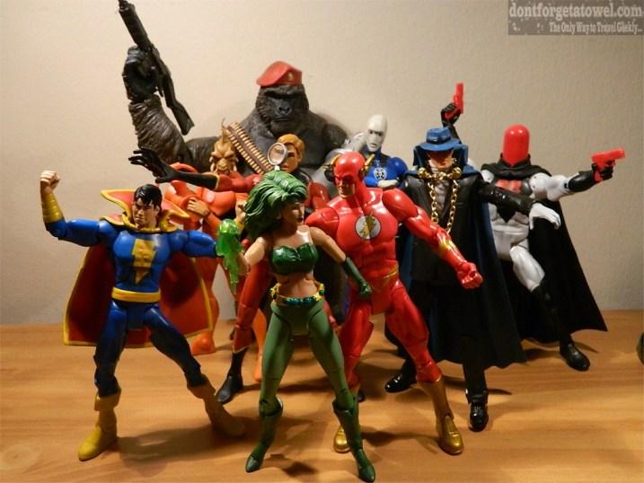 DC Universe Classics Fire 12