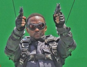 Anthony Mackie The Falcon