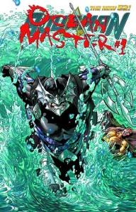 Aquaman Ocean Master 23 1 cover
