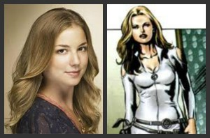 Emily VanCamp as Sharon Carter