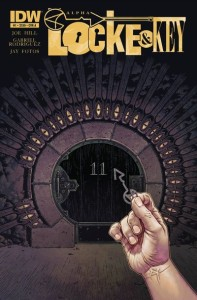 Locke and Key alpha 1 cover