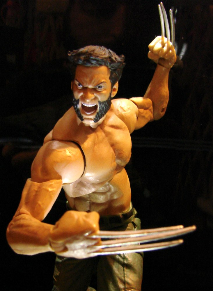 Marvel Select The Wolverine 5