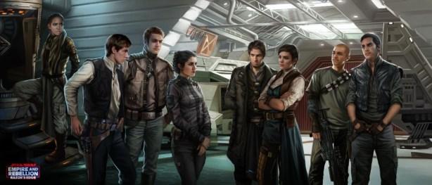 Star Wars Empire and Rebellion