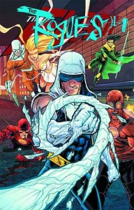 The Flash The Rogues 1 cover