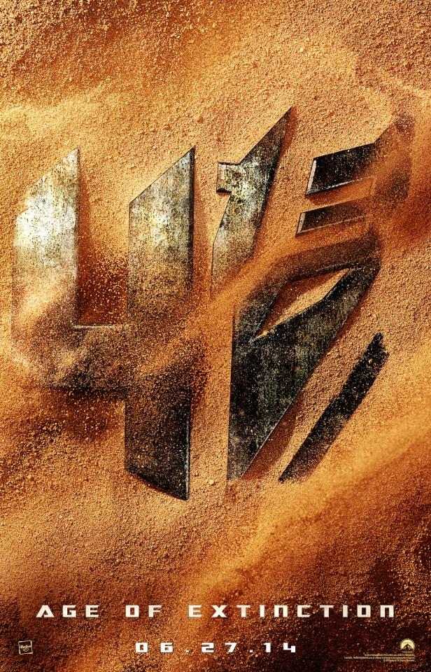 transformers4- teaser poster