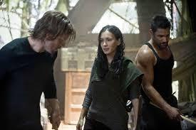 Arrow City of Heroes 3