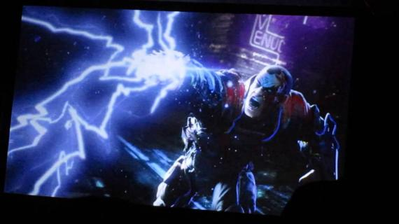 Batman Arkham Origins Electrocutioner