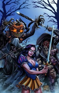 Grimm Fairy Tales Halloween Special Cover
