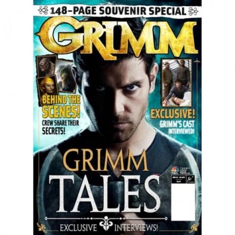 Grimm Magazine 2 titan