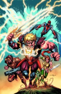 He-Man Masters of the Universe 7 cover