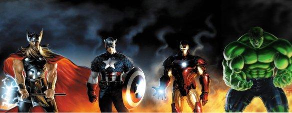 Jason Metcalf Avengers