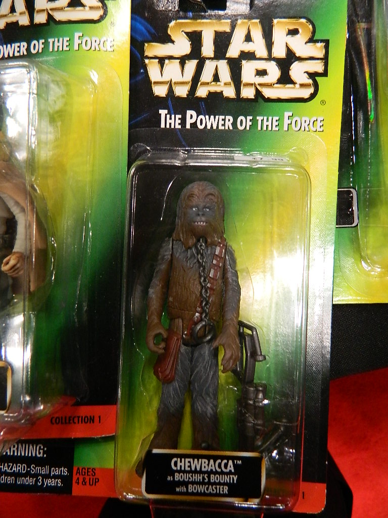 Kenner Star Wars Power of the Force Chewbacca