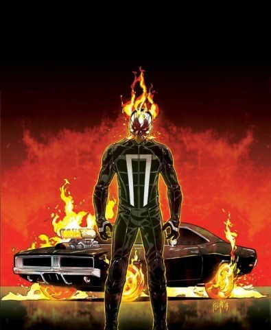 All New Marvel Now Ghost Rider 01
