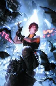 Batgirl 25 cover