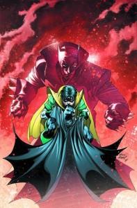 Damian Batman 2 cover