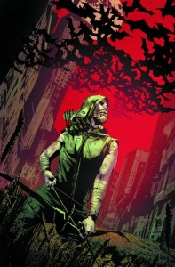 Green Arrow 25 cover