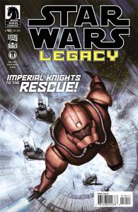 Star Wars Legacy II 10 cover