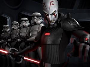 Star Wars Rebels Inquisitor