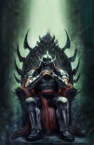 TMNT Shredder cover