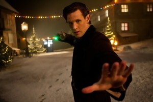 Picture shows: MATT SMITH as The Doctor