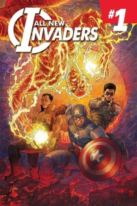 All New Invaders 1 cover
